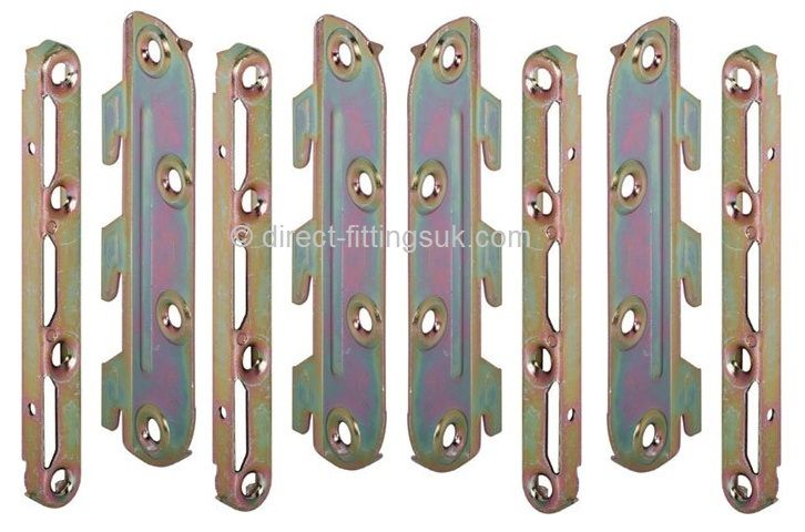 Bed Fittings Hook Sets Assembly Parts Fittings Kd